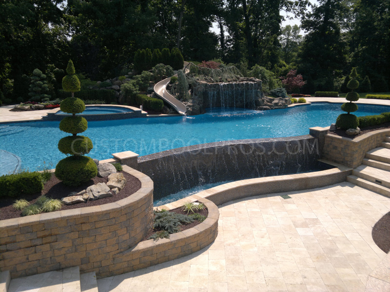 Pool Installation Watching - Superior Pool Construction in Watching