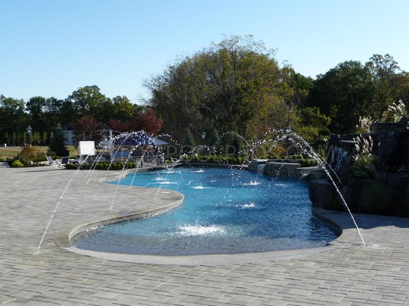 Pool Installation Bernards - Steadfast Pool Builders in Bernards