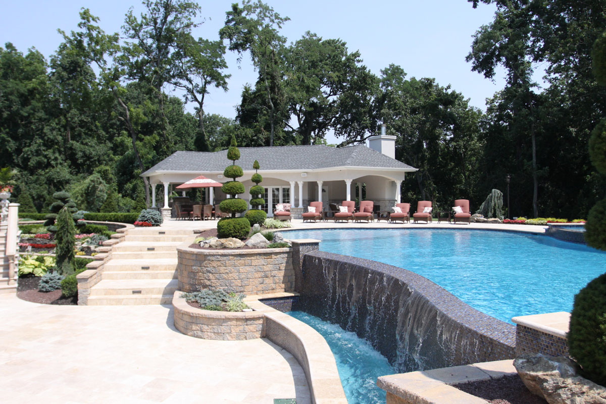Swimming Pool Contractors in New Jersey